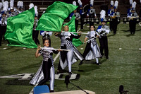 Band / Color Guard / High Steppers / ROTC