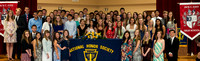 HHS: NHS - 2014 Induction