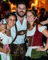 Wurstfest: 2016 Visitors